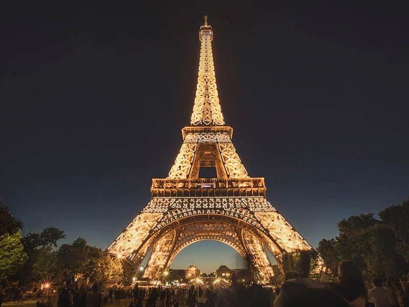 www.80szazalek.hu - Párizs, az örök szerelem: az Eiffel-torony