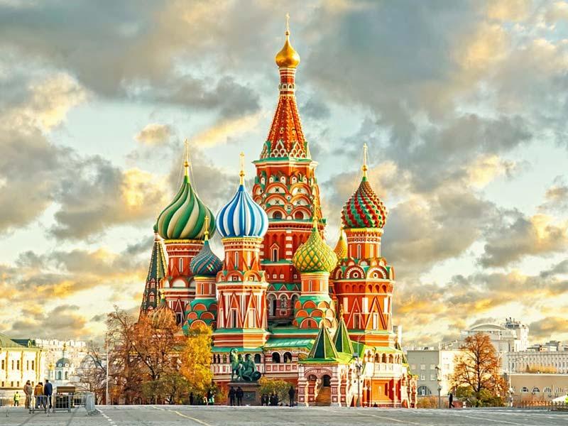 Moszkva: a világ egyik legszebb és legdrágább városa