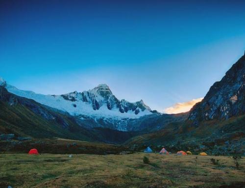 Peru – Cordillera Blanca